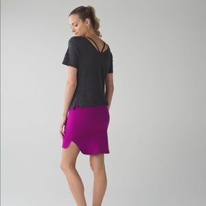 Lululemon city skirt